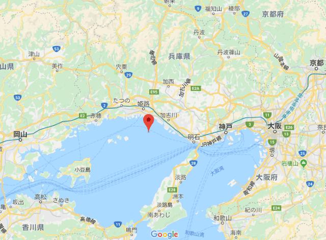 上島 - Google マップ