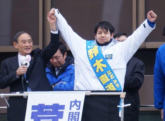 創価企業「ニトリ」のバックアップを受ける「菅チルドレン」鈴木直道北海道知事