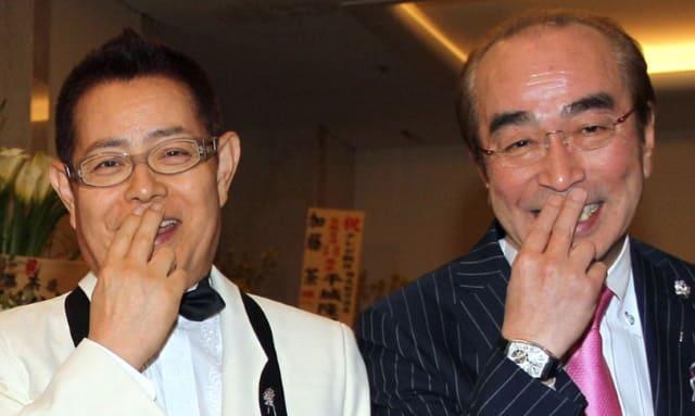 加藤茶と志村けんが二人で「カトちゃんぺ」