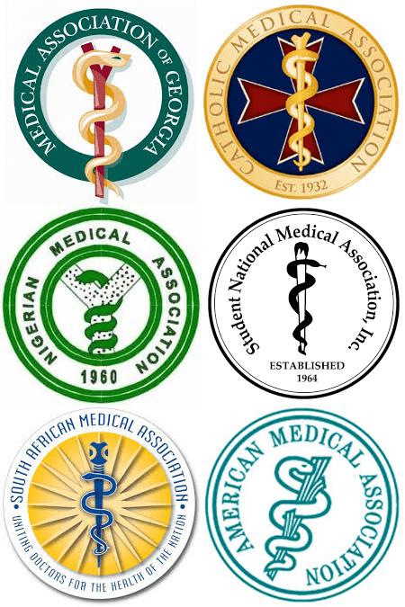 世界の医師会のロゴその3